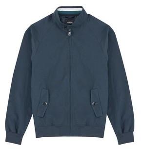 Dorothy Perkins Womens **Burton Navy Harrington Jacket