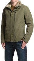 Andrew Marc Kips Bay Jacket - Insulated, Faux-Fur Collar (For Men)