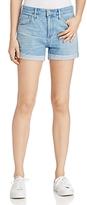 AG Jeans Hailey Rolled Cuff Denim Shorts