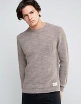 Benetton Pocket Sweater