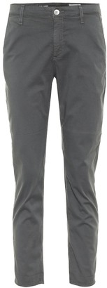 AG Jeans The Caden mid-rise tapered pants