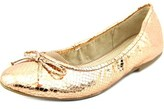 Marc Fisher Calandre 2 Women Round Toe Synthetic Ballet Flats.