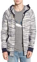 Sol Angeles Men's Space Dye Zip Hoodie
