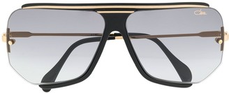Cazal Oversized Sunglasses