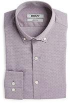 DKNY Slim-Fit Dress Shirt