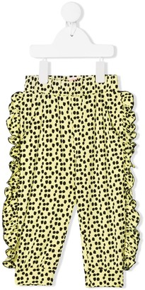Wauw Capow By Bangbang Aya dotted pattern trousers