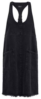 Dorothy Perkins Womens **Only Black Denim Shift Dress, Black