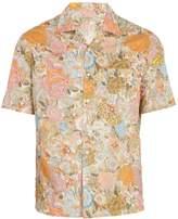 Burberry Harley floral-print cotton shirt