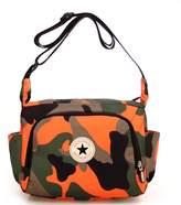 YouNuo Fashion Women's Waterproof Camouflage Print Messenger Bags Leisure Shoulder Crossbody Bag