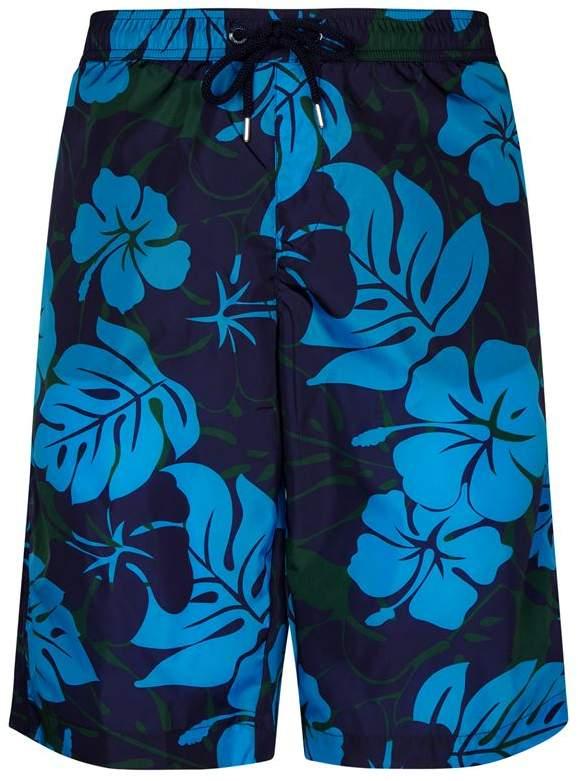 aab5cf5ddd Mens Blue Floral Swim Shorts - ShopStyle Canada