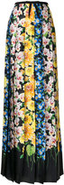 Gucci Florage printed skirt