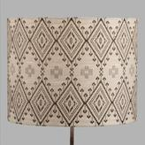 Cost Plus World Market Tribal Drum Table Lamp Shade