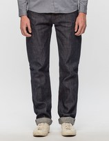A.P.C. New Standard Selvedge Denim Jeans