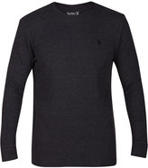 Hurley Men's Icon Waffle-Knit Thermal T-Shirt