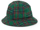 Forever 21 FOREVER 21+ Rounded Plaid Bucket Hat