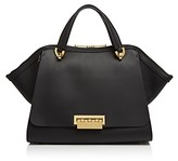 Zac Posen Eartha Iconic Jumbo Double Handle Satchel