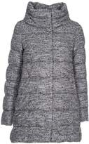 Herno Tweed Padded Coat