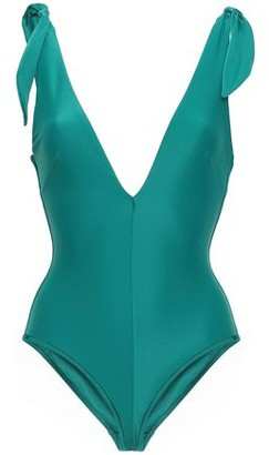 Zimmermann Bow-detailed Swimsuit