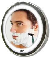 Sharper Image ; LED anti-fog Shower Mirror