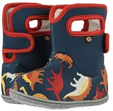 Bogs Kids Baby Dino (Toddler) (Indigo Multi) Boys Shoes