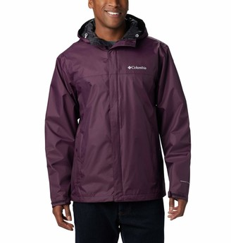 Columbia Men's Big and Tall Watertight Ii Packable Rain Jacket