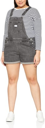 Levi's Plus Size Women's Pl Shortall Playsuit