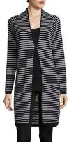 Max Mara Essen Striped Cardigan