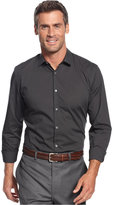 Alfani Slim-Fit Arem Stretch Check Shirt, Only at Macy's