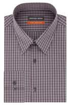 Geoffrey Beene Striped Fitted Dress Shirt