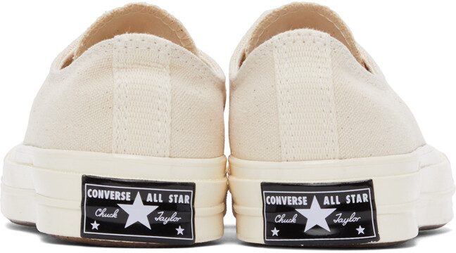 Thumbnail for your product : Converse Off-White Chuck 70 Ox Sneakers