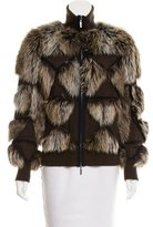 Chanel Fantasy Fur Cashmere Jacket