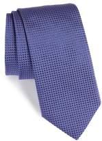 Eton Men's Circle Geometric Silk Tie