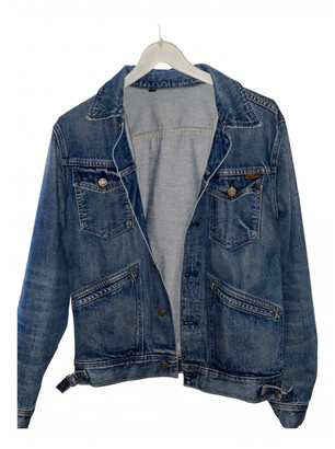 Tom Ford Blue Denim - Jeans Jackets