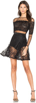 Asilio Wicked Games Dress in Black. - size S (also in )