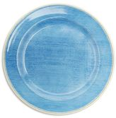 Sur La Table Blue Dinner Plate