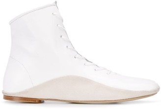 Paul Smith Ana lace-up boots