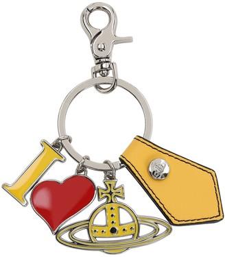 Vivienne Westwood Alex I Love Orb Key Holder