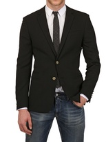 Dolce & Gabbana Reinforced Techno Wool Jacket