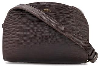 A.P.C. Half-Moon mini shoulder bag
