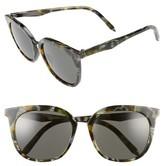Victoria Beckham Women's Combination Classic 56Mm Sunglasses - Moss Fleck