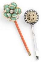 Thumbnail for your product : Berry 'Jane' Bobby Pins (2-Pack)