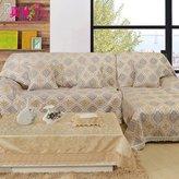 Area re Premium fbric sof set/ full cover sof cover/ non-slip pdded sof towel