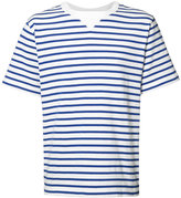 Sacai striped T-shirt - men - Cotton - 2