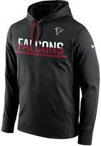 Nike Men's Atlanta Falcons Circuit Pullover Hoodie