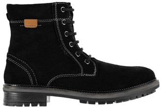 Linea Rugged Lace Boots