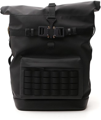 MCM 1976 Roll-Top Backpack