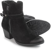 Earth Royal Ankle Boots - Suede (For Women)