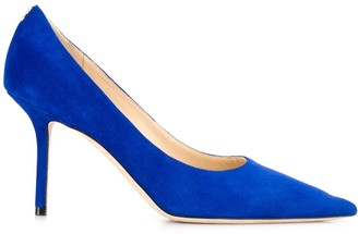 Jimmy Choo LOVE 85 point-toe pumps