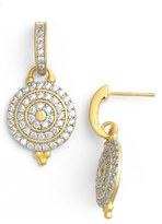 Freida Rothman 'Etoile' Pavé Drop Earrings