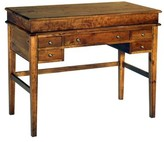Tallac Campaign Writing Desk Canora Grey Color: Acanthus